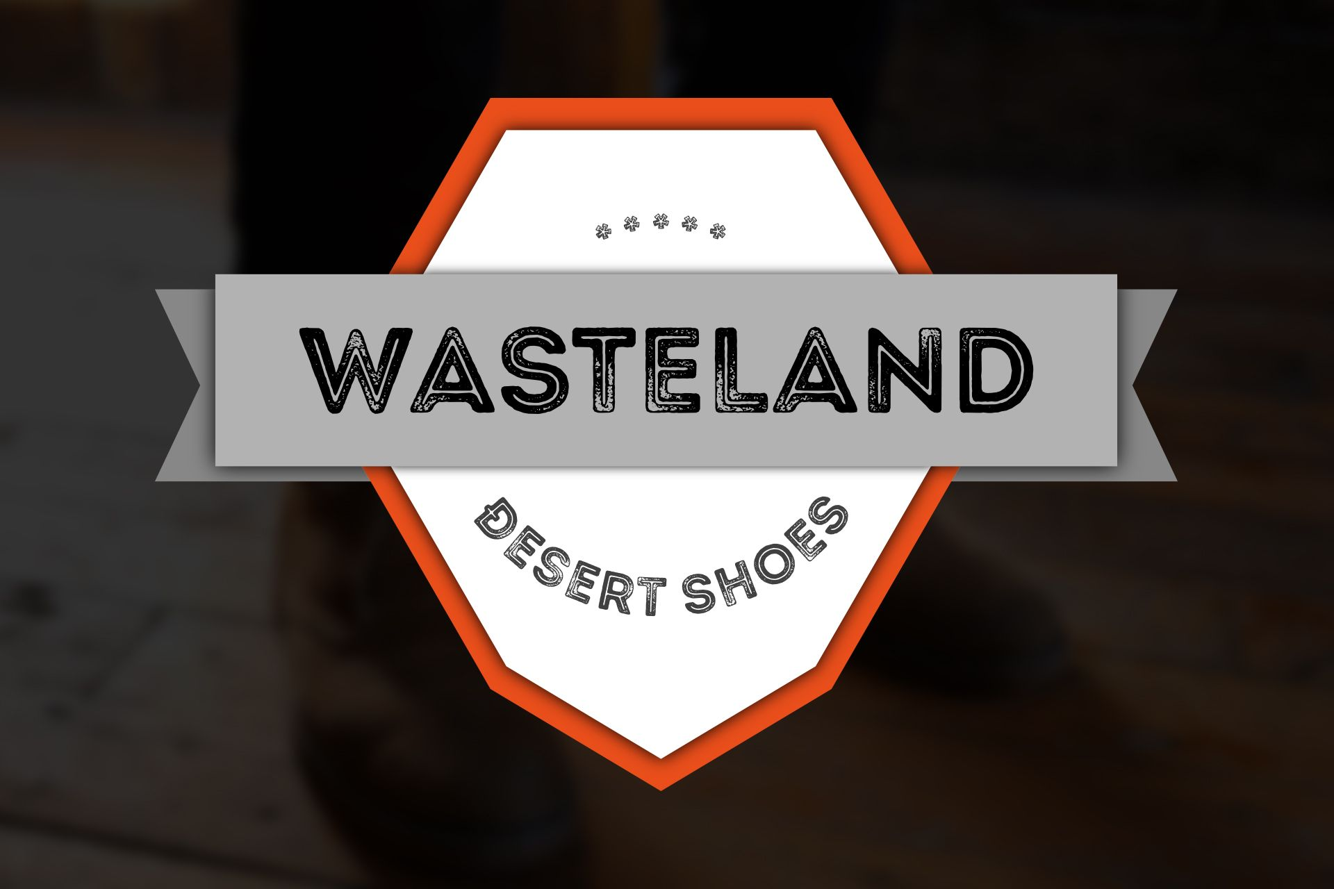 Wasteland. Shoes trademark